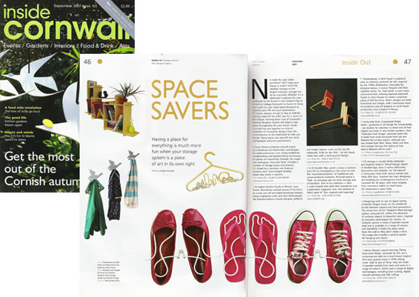 Inside Cornwall magazine