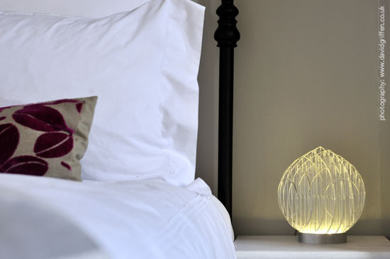 Godolphin Globe table lamp